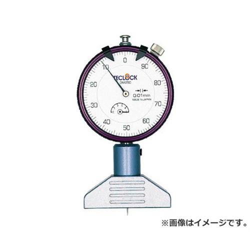 テクロック ダイヤルデプスゲージ DM250 [r20][s9-910]