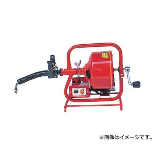 ヤスダ 排水管掃除機FX3型電動 FX389 [r20][s9-940]