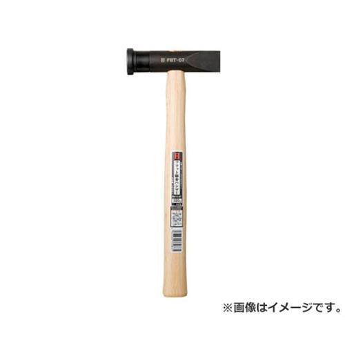 OH フラット板金ハンマー小口径(縦ナラシ)#1/4 FBTS03 [r20][s9-910]