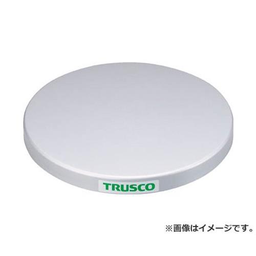 TRUSCO 回転台 100Kg型 Φ400 スチール天板 TC4010F [r20][s9-910]