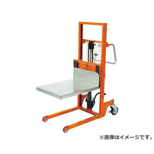 TRUSCO コゾウリフター 400kg テーブル式 H97-1203 BENH40012T [r22]