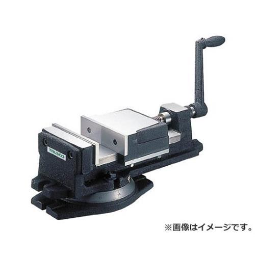TRUSCO K型ミーリングバイス 回転台付き 100mm KV100 [r20][s9-910]