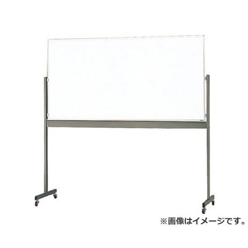 TRUSCO 片面移動ボード スチール製ホワイトボード 白暗線 900X1200 MG412A [r20][s9-910]