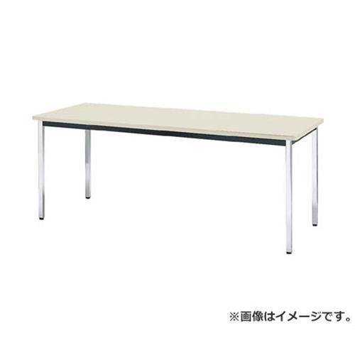TRUSCO 会議用テーブル 900X900XH700 角脚 下棚無し NG TDS0990 (NG) [r20][s9-831]