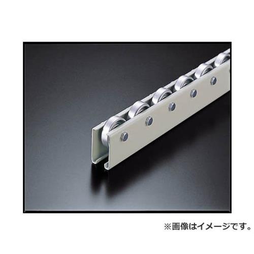 TRUSCO ホイールコンベヤ アルミ製Φ38X12 P75XL2400 V38AL752400 [r22]