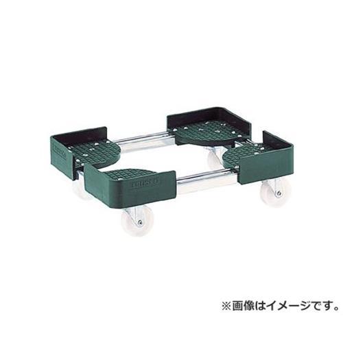 TRUSCO 伸縮式コンテナ台車 内寸400-500X400-500 SUS製 FCD4040SUS [r20][s9-830]
