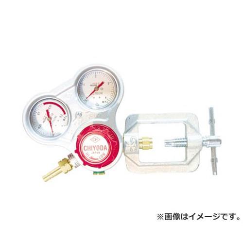 千代田 アセチレン用調整器スタウト乾式安全器内蔵型 SRAA [r20][s9-910]
