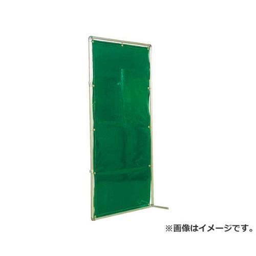 吉野 遮光フェンスアルミパイプ 1×2 接続固定 グリーン YS12JFG [r20][s9-910]