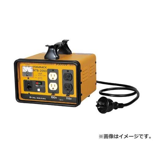 日動 変圧器 降圧専用トラパック 2KVA NTB200D [r20][s9-920]