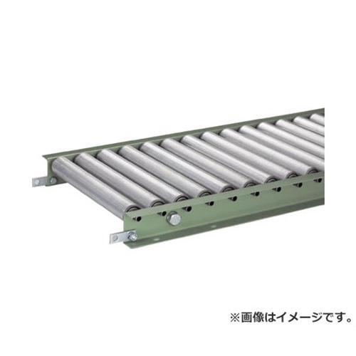 TRUSCO スチールローラーコンベヤ Φ38 W300XP50XL1000 VR3812300501000 [r22]