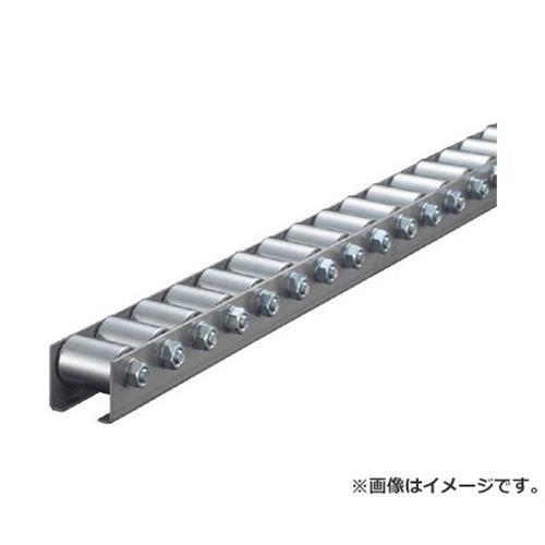 TRUSCO ホイールコンベヤ プレス製Φ20X25 P25XL1000 V2025P251000 [r22]