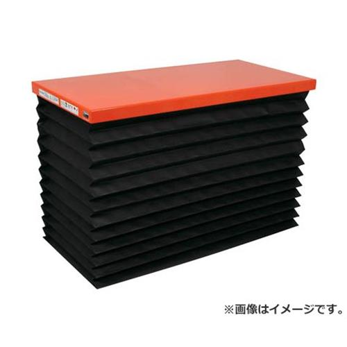 TRUSCO スーパーFAリフター300kg 電動式 1050X520 蛇腹付 HFA300510J20 [r21][s9-940]