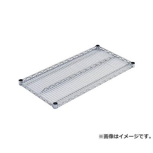 TRUSCO ステンレス製メッシュラック用棚板 905X457 SES34S [r20][s9-830]