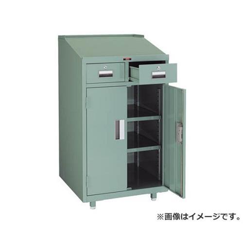 TRUSCO ワークデスク 600X600XH1100 TY2510 [r22]