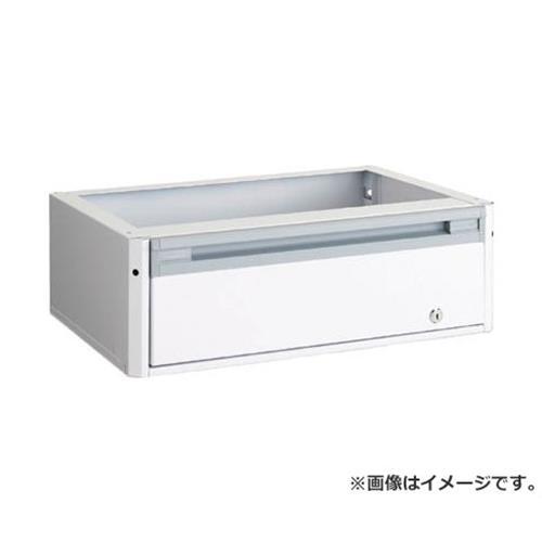 TRUSCO カスタムワゴン用引出 深型1段 ホワイト TACDKSW [r20][s9-910]