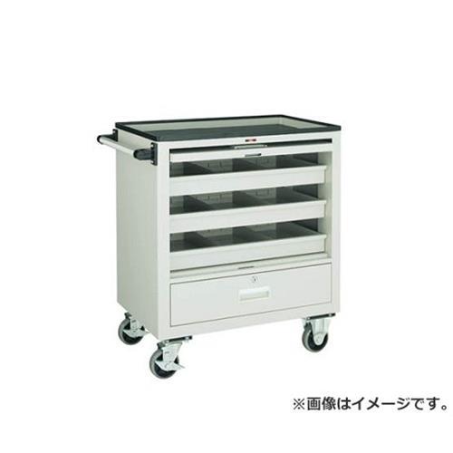 TRUSCO エースワゴン 685X450XH802 ケント扉 BM10C (NG) [r20][s9-930]