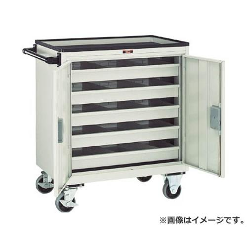TRUSCO エースワゴン 685X450XH802 観音扉 BM50D (NG) [r22][s9-039]