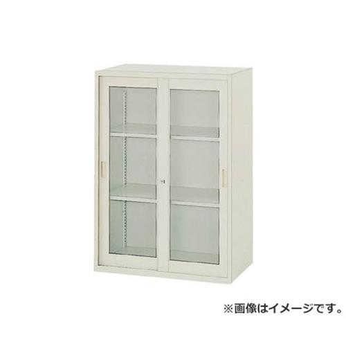 TRUSCO TZ型防錆強化保管庫 ガラス引違 H1050 TZJ11 [r22][s9-039]