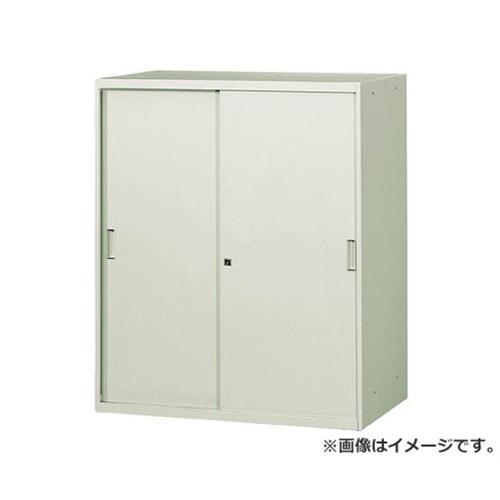 TRUSCO TZ型防錆強化保管庫 スチール引違 H1050 TZS11 [r22]