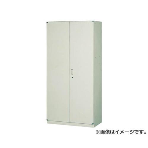 TRUSCO TZ型防錆強化保管庫 両開 H1830 アジャスター付 TZH18 [r22]