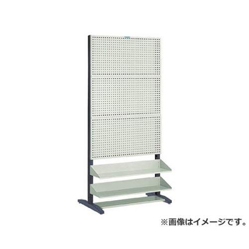 TRUSCO UPR型パンチングラック 棚板付 両面 UPR6004 [r21][s9-834]
