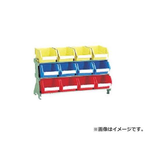 【クーポン対象外】 TRUSCO T5X12 片面卓上型コンテナラック [r20][s9-910]:ミナト電機工業 H405 UJ430-DIY・工具