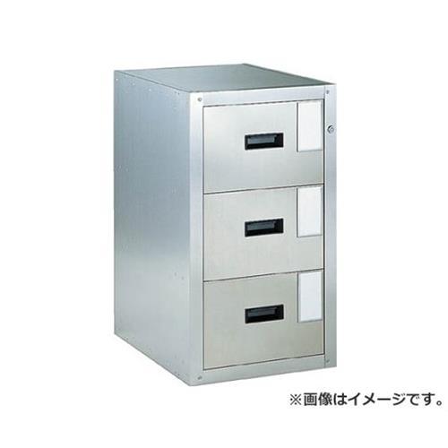 TRUSCO 耐震薬品庫 455X600XH800 3段引出型 SY3 [r20][s9-940]