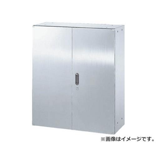 TRUSCO ステンレス保管庫(D400)両開 900XH1050 STH411 [r20][s9-930]