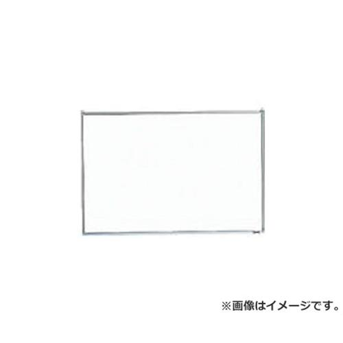 TRUSCO スチール製ホワイトボード 無地 粉受付 900X1800 GH102 [r20][s9-831]