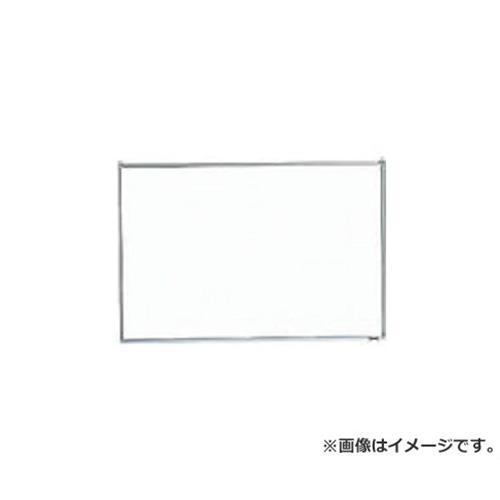 TRUSCO スチール製ホワイトボード 無地 粉受付 600X900 GH122 [r20][s9-910]