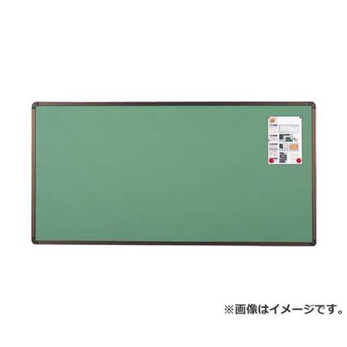 TRUSCO ブロンズ掲示板 900X1800 グリーン YBE36SGM [r20][s9-832]