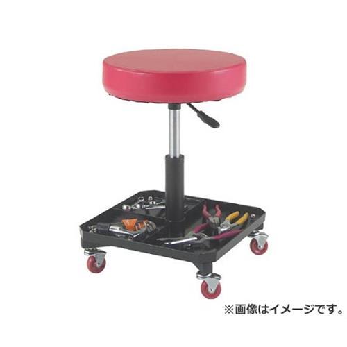 TRUSCO 工具入れ付作業椅子 Φ370XH440ー555 TWCS [r20][s9-910]