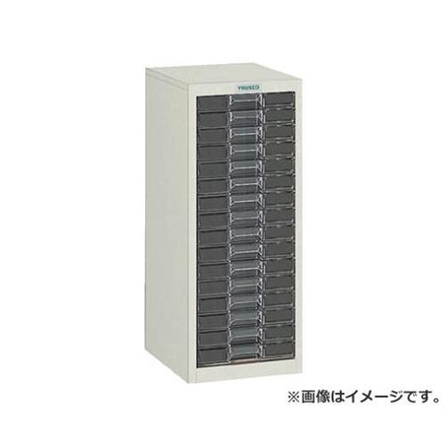 TRUSCO カタログケース 浅型1列16段 315X400XH700 LB1C16 [r22]