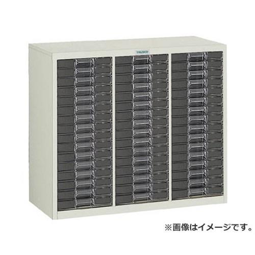TRUSCO カタログケース 浅型3列16段 885X400XH700 LB3C16 [r22]