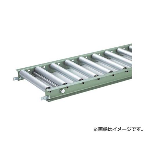 TRUSCO スチールローラーコンベヤ Φ38 W500XP100XL2000 VR38125001002000 [r22]