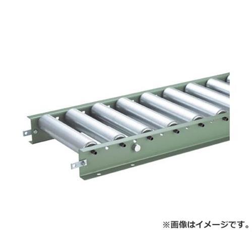 TRUSCO スチールローラーコンベヤ Φ57 W500XP100XL1000 VR57145001001000 [r22]