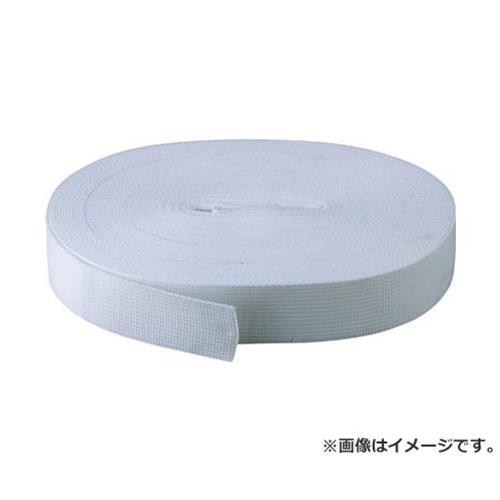 TRUSCO PPベルト幅50mmX長さ50m 白 PPB5050 (W) [r20][s9-910]