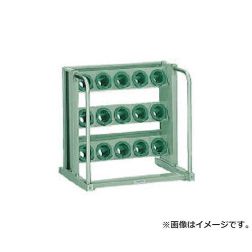 TRUSCO ツーリングラック BT・NT50兼用 15個収納 ロック付 VTL35 [r22][s9-039]