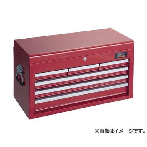 TRUSCO キャビネットツールボックス 660X307X378 TCBOX4R [r20][s9-910]