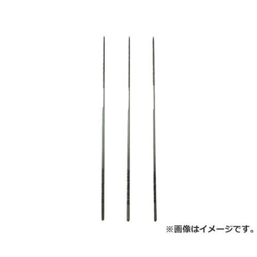 TRUSCO ダイヤモンドミニヤスリ 丸 3本組セット TMIS6 [r20][s9-910]