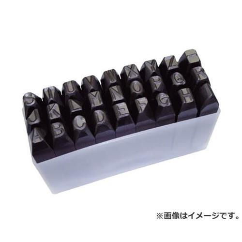 TRUSCO 逆英字刻印セット 10mm SKC100 [r20][s9-910]