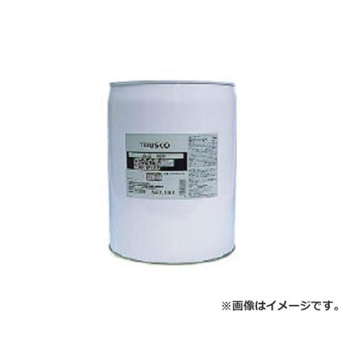 TRUSCO αホワイトオイル 18L ECOWOC18 [r20][s9-833]