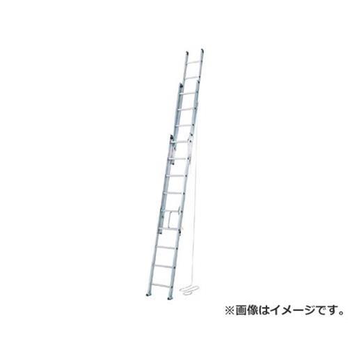 【大特価!!】 ピカコーポレーション(Pica) [r22]:ミナト電機工業 3連はしごアルフ3ALF型 3ALF110 10.7m-DIY・工具