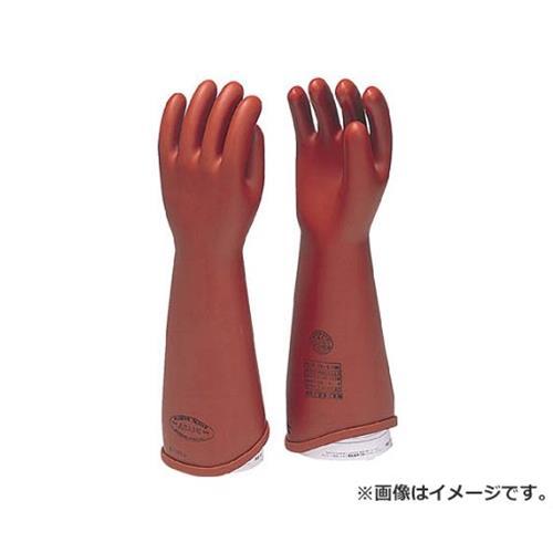 ワタベ 電気用ゴム手袋NU型大 540L [r20][s9-910]