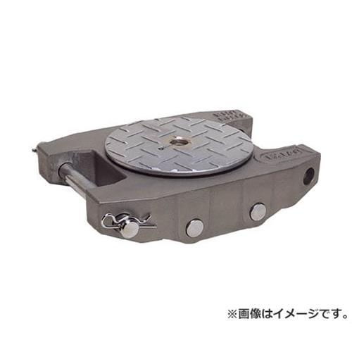 ダイキ スピードローラーアルミダブル型ウレタン車輪5t ALDUW5 [r20][s9-930]