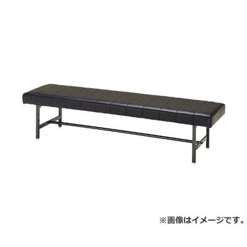 ミズノ ロビーチェア 背無し 黒 MC1228 (BK) [r20][s9-831]