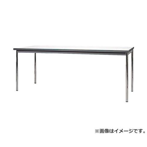 ヤマダ ウレタン一体成形エッジミーティングテーブル 1800X900 YUK1890 [r20][s9-920]