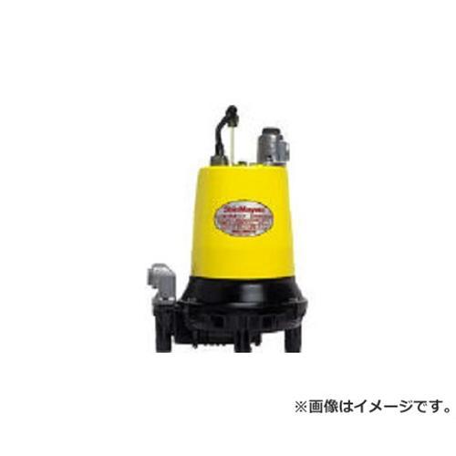 新明和 残水用自吸ポンプ BVR400S [r20][s9-910]