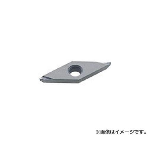 三菱 チップ 超硬 VDGX160304L ×10個セット (HTI10) [r20][s9-910]