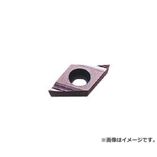 三菱 PVDコート旋削チップ COAT DCET070202LSR ×10個セット (VP15TF) [r20][s9-910]